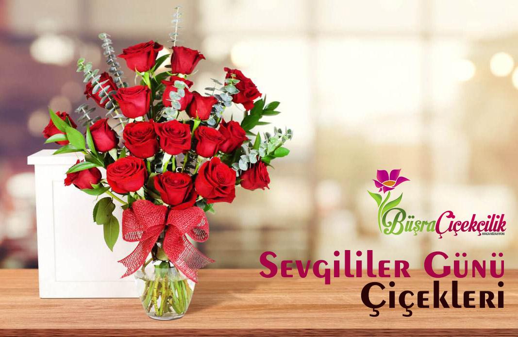 Sevgililer Günü Çiçekleri, Kırıkkale Çiçek, Kırıkkale Çiçek Siparişi